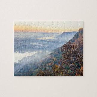 Winona Autumn Sunrise Puzzle