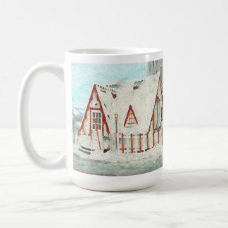 Winona Coffee Mug Santa House Downtown