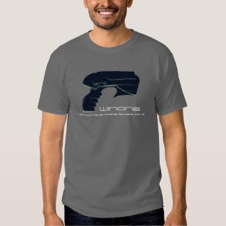 Winona..Dark T's Tee Shirt