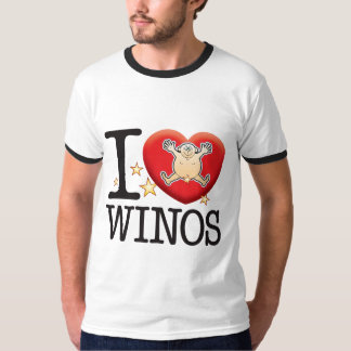 Winos Love Man T-Shirt