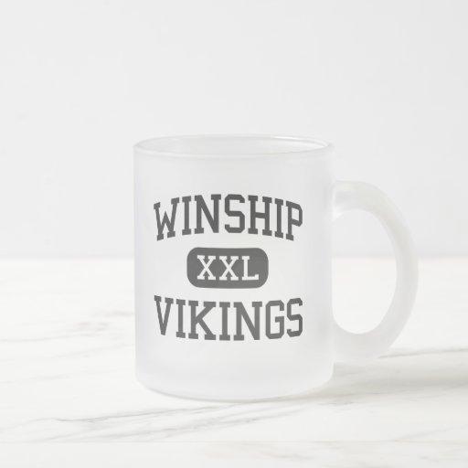 Winship - Vikings - Junior - Eureka California Mug