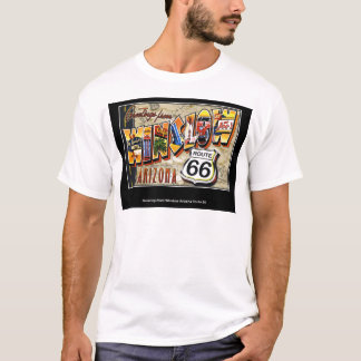 Winslow Arizona Vintage T-Shirt