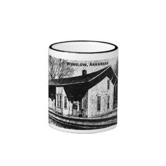 Winslow Depot Mug