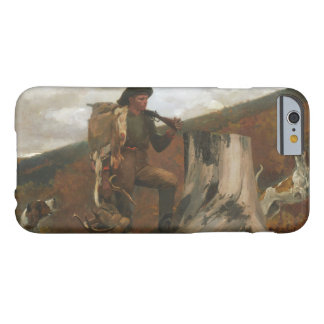 Winslow Homer - A Huntsman and Dogs Barely There iPhone 6 Case