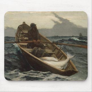Winslow Homer - The Fog Warning Mouse Mat