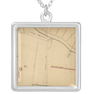 Winsor Farm, Rhode Island Silver Plated Necklace