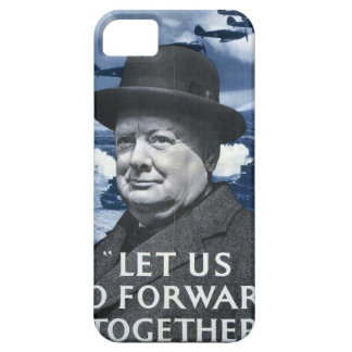 Winston Churchill Barely There iPhone 5 Case