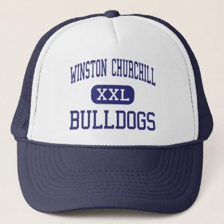Winston Churchill - Bulldogs - High - Potomac Trucker Hat