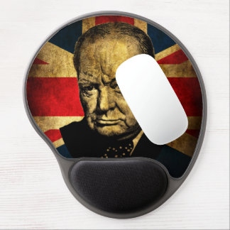 Winston Churchill Gel Mouse Pad