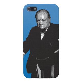 Winston Churchill iPhone 5/5S Case
