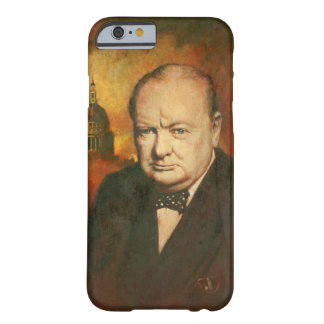 Winston Churchill iPhone 6 Case Barely There iPhone 6 Case