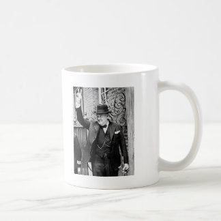 Winston Churchill Coffee Mugs
