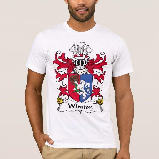 Winston Family Crest T-Shirt