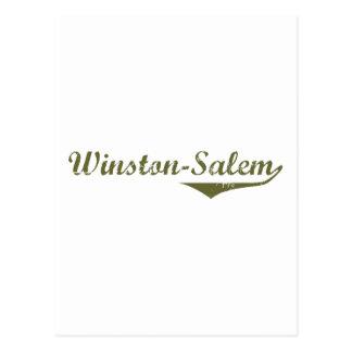 Winston-Salem Revolution t shirts Postcard