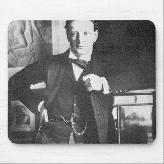 Winston Spencer Churchill in 1904 Mouse Mat