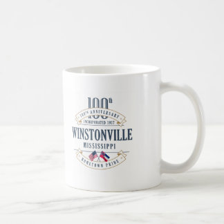 Winstonville, Mississippi 100th Anniversary Mug