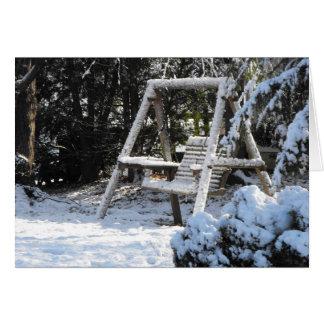 Winter ~ 16 card