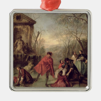 Winter, 1738 christmas ornament