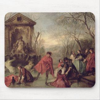 Winter, 1738 mouse mat