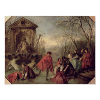 Winter, 1738 poster