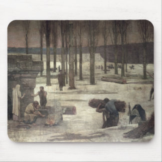 Winter, 1889-93 mouse pad