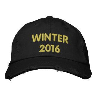 WINTER 2016 BASEBALL CAP