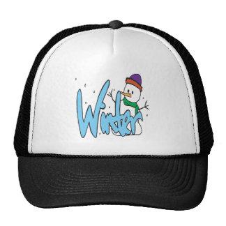 Winter 3 hats