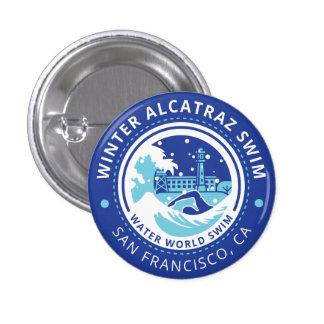 Winter Alcatraz swim button