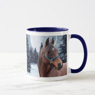 Winter Arabian #3 Mug
