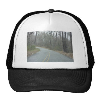 Winter at Natchez Trace Parkway MS Cap