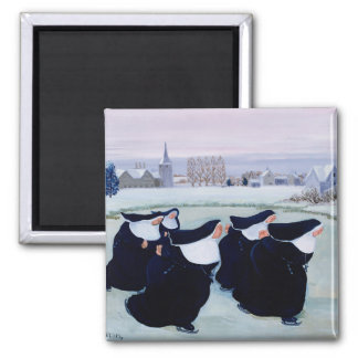Winter at the Convent Square Magnet