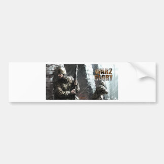 winter battle bumper sticker