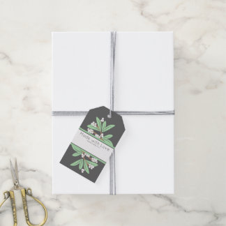 Winter Bayberry Charm Craft Gift Gift Tags