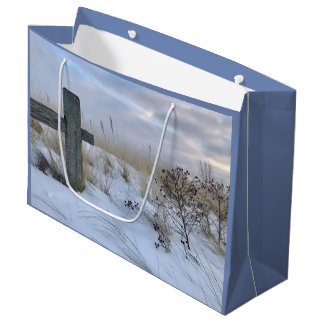Winter Beach All Occasion Gift Bag