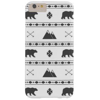 Winter Bear iPhone 6/6s Plus Case