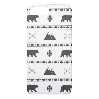 Winter Bear iPhone 7 Plus Case