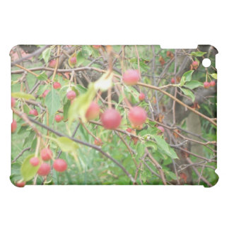 Winter Berries Spec  iPad Mini Covers