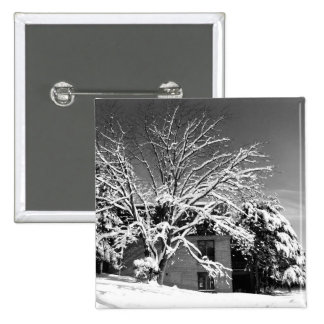 Winter Blast B+W 15 Cm Square Badge