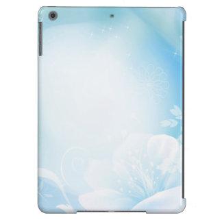 Winter Blue iPad Air Cover