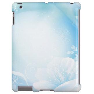 Winter Blue iPad Case