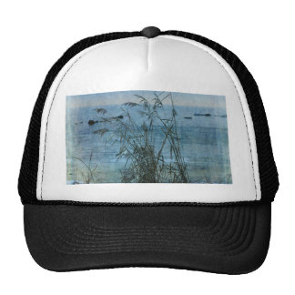 Winter Blues Cap