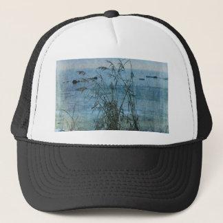 Winter Blues Trucker Hat