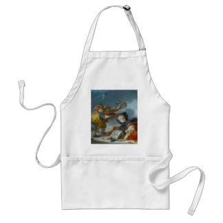 Winter by Jean-Honore Fragonard Aprons
