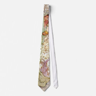 Winter by Mucha Tie