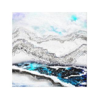 Winter♥ Canvas Print