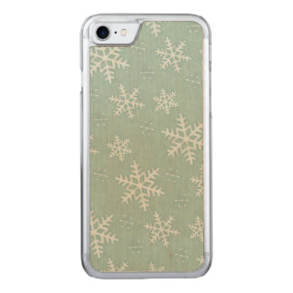 Winter Carved iPhone 8/7 Case
