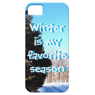 winter Cellphone Case