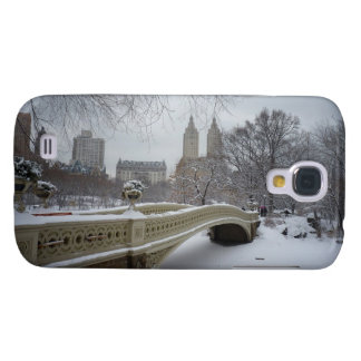 Winter - Central Park - New York City Galaxy S4 Cover