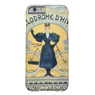 'Winter Cycle Racing Track', International Exhibit Barely There iPhone 6 Case