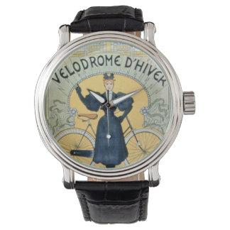 'Winter Cycle Racing Track', International Exhibit Wrist Watches